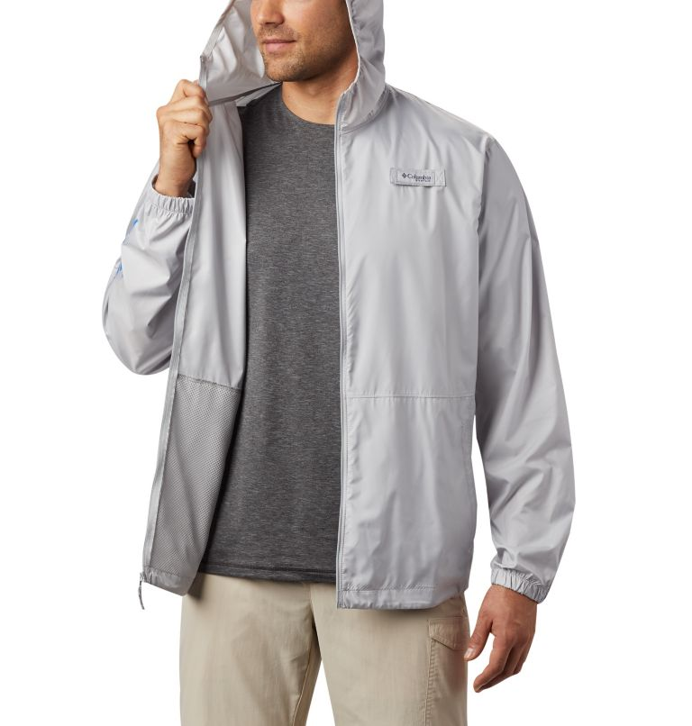 Men's PFG Three Streams™ Windbreaker Men's PFG Three Streams™ Windbreaker, a4