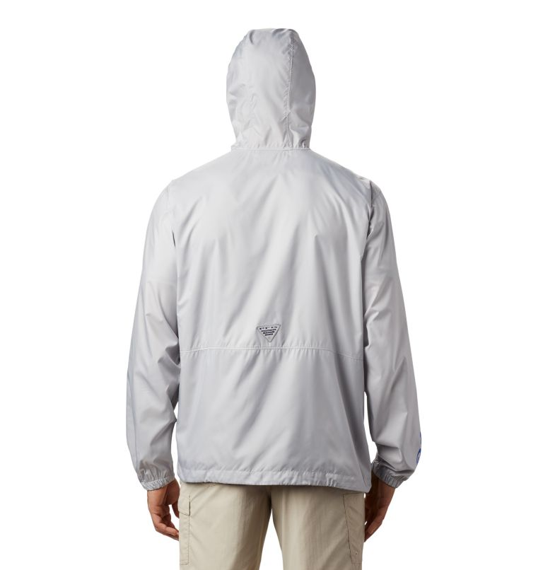 Men's PFG Three Streams™ Windbreaker Men's PFG Three Streams™ Windbreaker, back