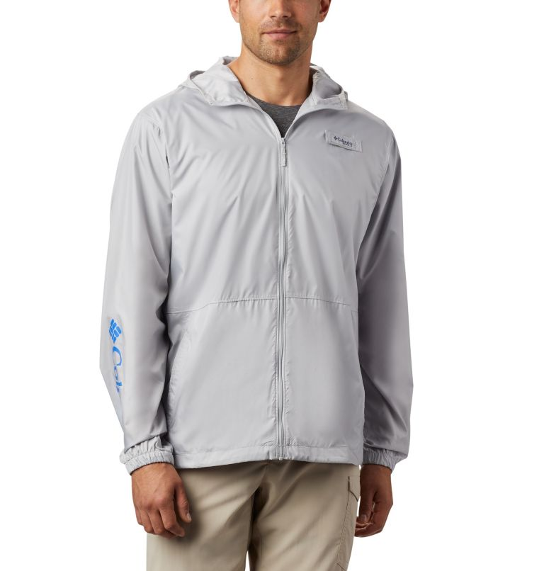 Men's PFG Three Streams™ Windbreaker Men's PFG Three Streams™ Windbreaker, front