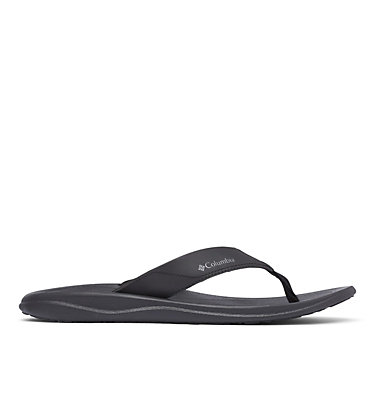 Men's Columbia™ Flip Flop COLUMBIA™ FLIP | 088 | 10, Black, Ti Grey Steel, front