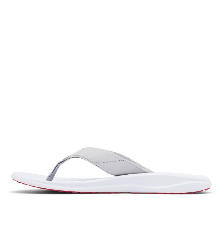 COLUMBIA™ FLIP | 088 | 11 Men's Columbia™ Flip Flop, Steam, Rocket, medial