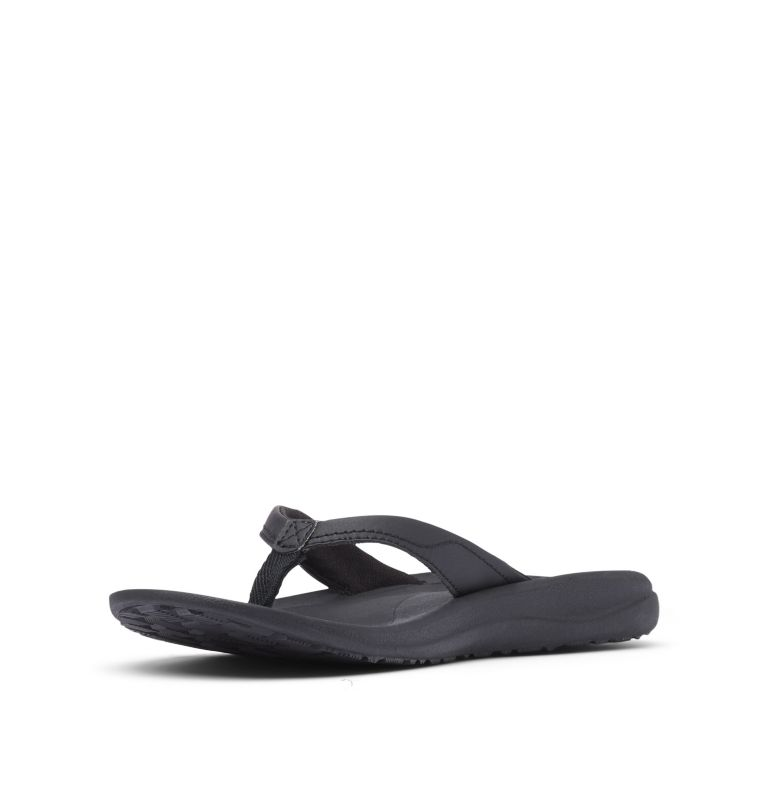 COLUMBIA™ FLIP | 010 | 12 Women's Columbia™ Flip Flop, Black, Copper Ore