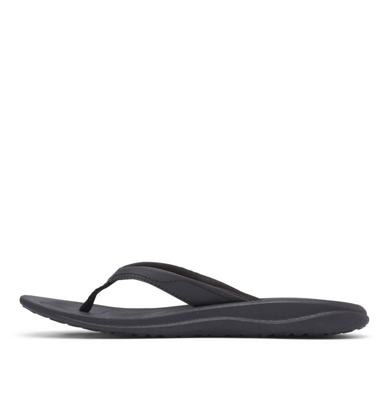COLUMBIA™ FLIP | 010 | 12 Women's Columbia™ Flip Flop, Black, Copper Ore, medial