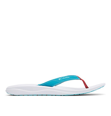 Women's Columbia™ Flip Flop COLUMBIA™ FLIP | 010 | 11, Clear Blue, Beta, front