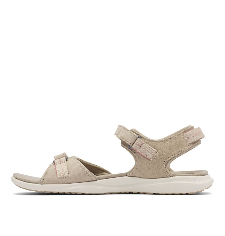Women's Columbia™ Leather Ankle Strap Sandal Women's Columbia™ Leather Ankle Strap Sandal, medial