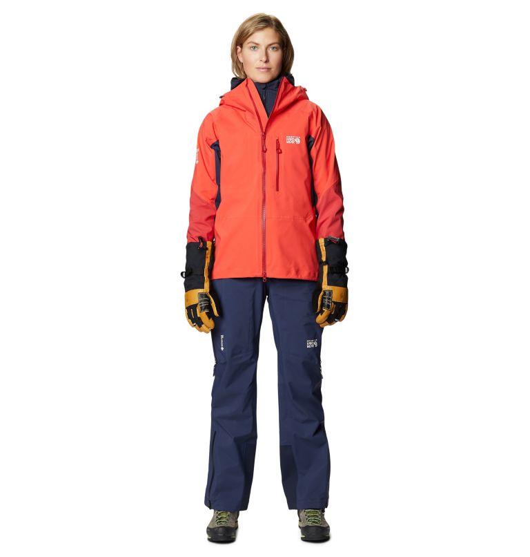Gore-Tex Pro W Jkt | 636 | L Women's Exposure/2™ Gore-Tex Pro Light Jacket, Fiery Red, a9