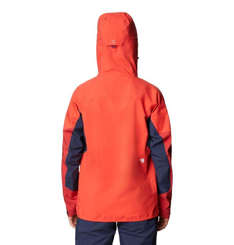 Gore-Tex Pro W Jkt | 636 | L Women's Exposure/2™ Gore-Tex Pro Light Jacket, Fiery Red, back