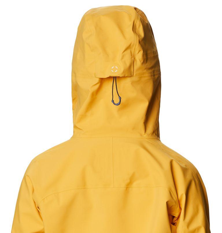 Gore-Tex Pro W Jkt | 750 | L Women's Exposure/2™ Gore-Tex Pro Light Jacket, Gold Hour, a4