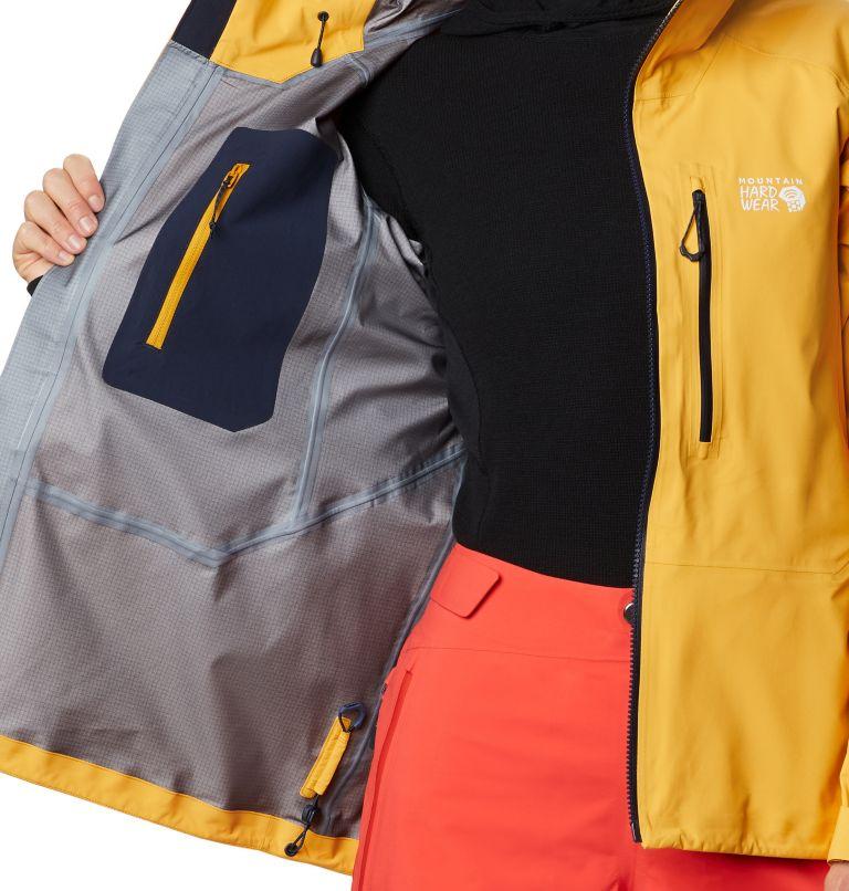Gore-Tex Pro W Jkt | 750 | L Women's Exposure/2™ Gore-Tex Pro Light Jacket, Gold Hour, a7