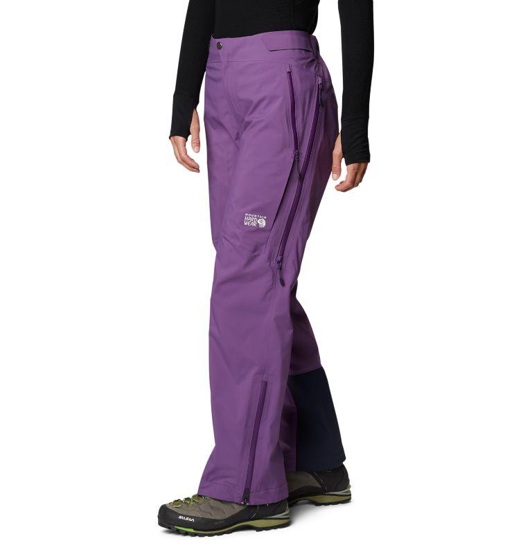 Gore-Tex Pro W Pant | 502 | L Women's Exposure/2™ Pro Light Pant, Cosmos Purple, a1