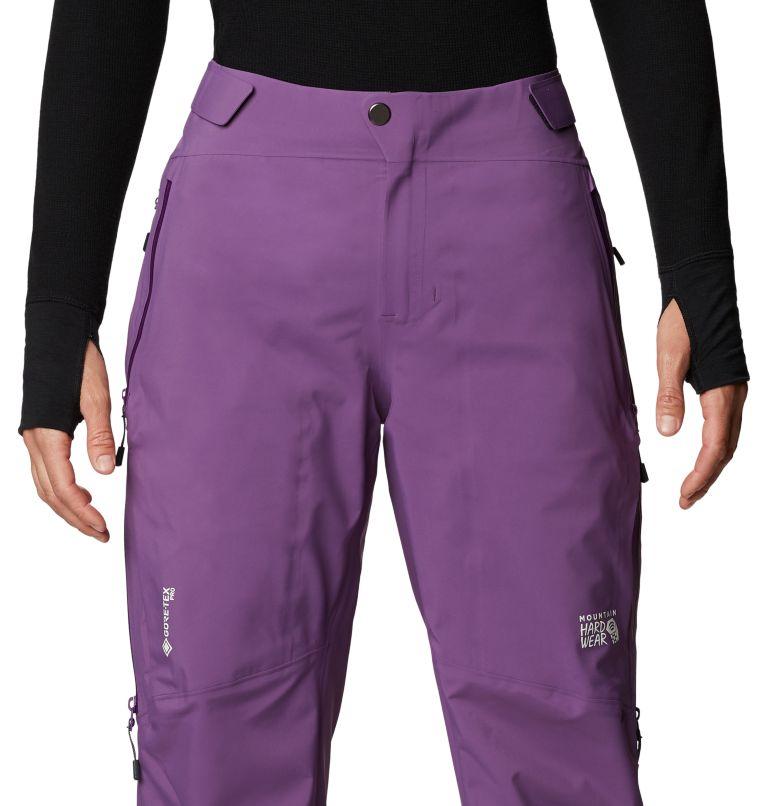 Gore-Tex Pro W Pant | 502 | L Women's Exposure/2™ Pro Light Pant, Cosmos Purple, a2