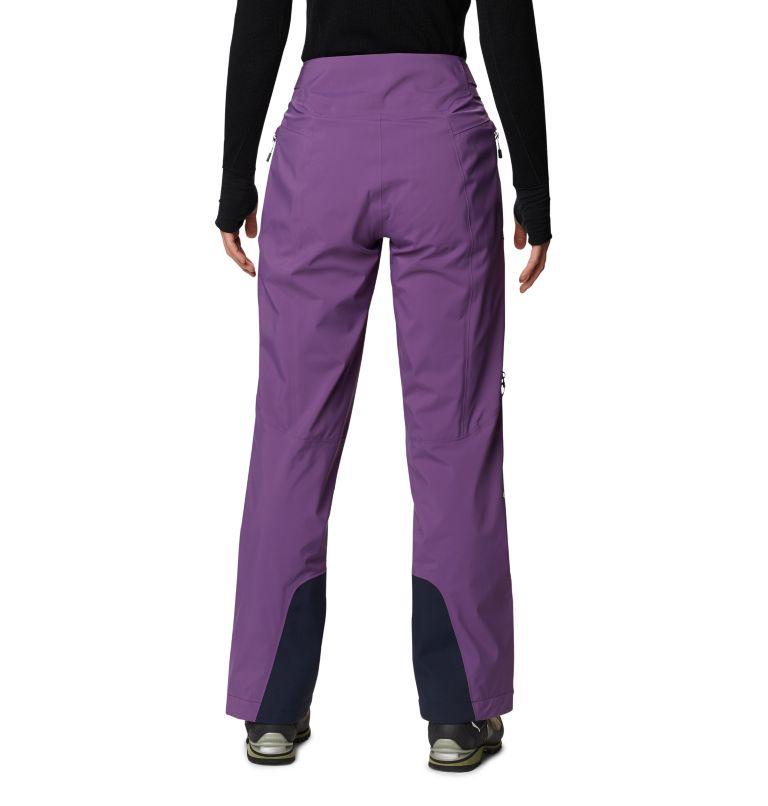 Gore-Tex Pro W Pant | 502 | L Women's Exposure/2™ Pro Light Pant, Cosmos Purple, back