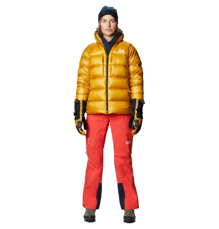 Gore-Tex Pro W Pant | 636 | L Women's Exposure/2™ Pro Light Pant, Fiery Red, a9