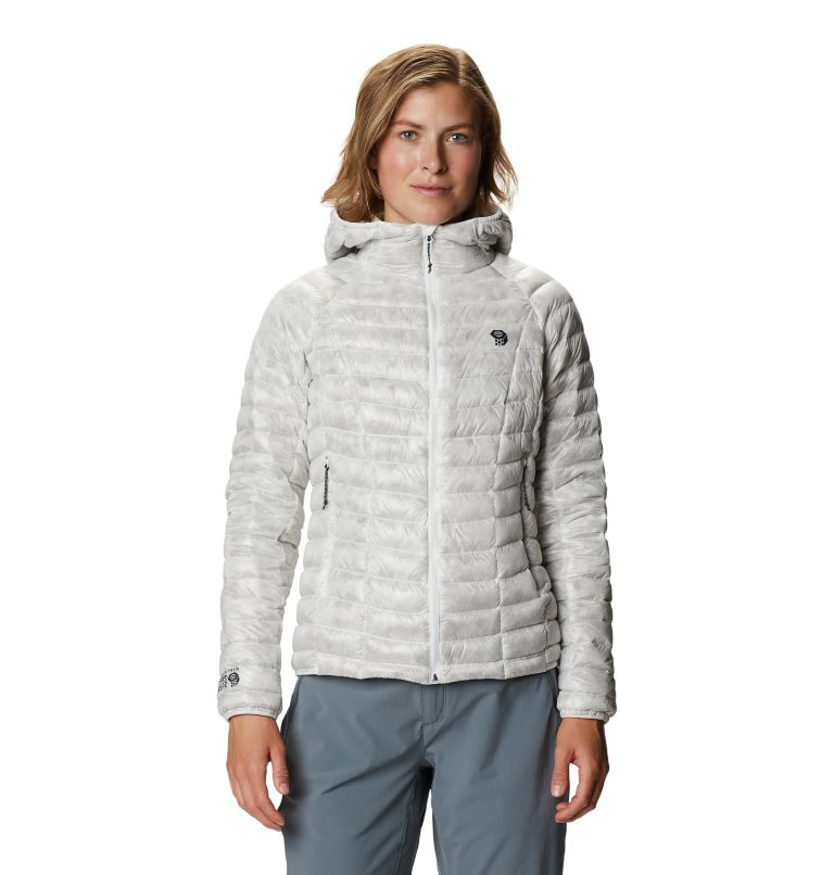 Ghost Whisperer™ UL Jacket | 102 | XL Women's Ghost Whisperer™ UL Down Hoody, Fogbank, front