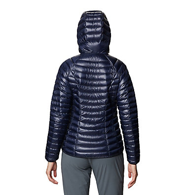 Women's Ghost Whisperer™ UL Hooded Down Jacket Ghost Whisperer™ UL Jacket | 102 | M, Dark Zinc, back