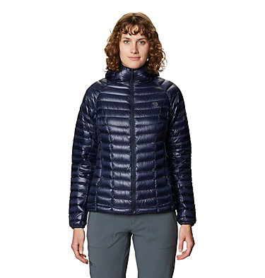 Women's Ghost Whisperer™ UL Hooded Down Jacket Ghost Whisperer™ UL Jacket | 102 | M, Dark Zinc, front