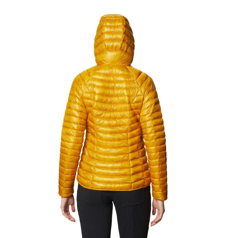 Ghost Whisperer™ UL Jacket | 750 | S Women's Ghost Whisperer™ UL Down Full Zip Hoody, Gold Hour, back