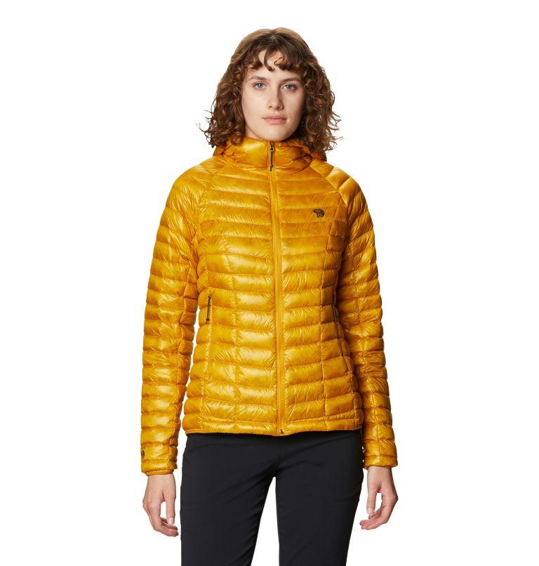 Ghost Whisperer™ UL Jacket | 750 | S Women's Ghost Whisperer™ UL Down Full Zip Hoody, Gold Hour, front