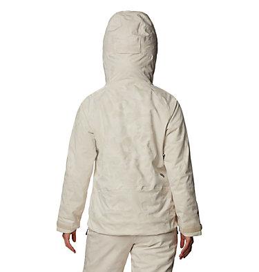 Women's Powder Quest™ Light Insulated Jacket Powder Quest™ Light Insulated Jacket | 165 | L, Lightlands Jacquard, back