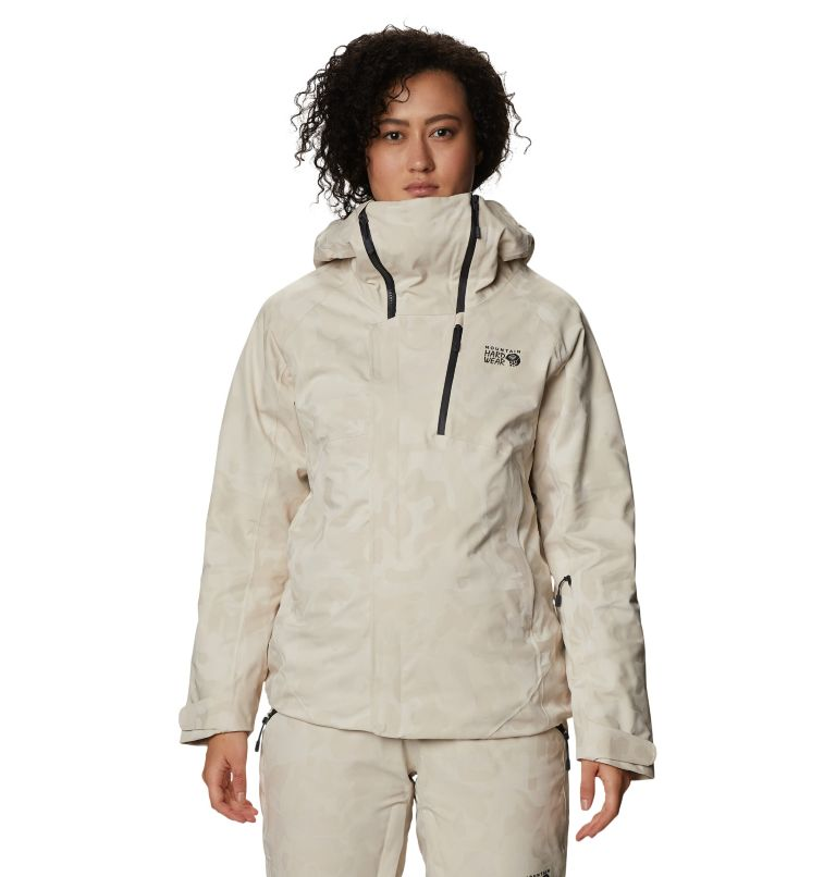 Women's Powder Quest™ Light Insulated Jacket Women's Powder Quest™ Light Insulated Jacket, front