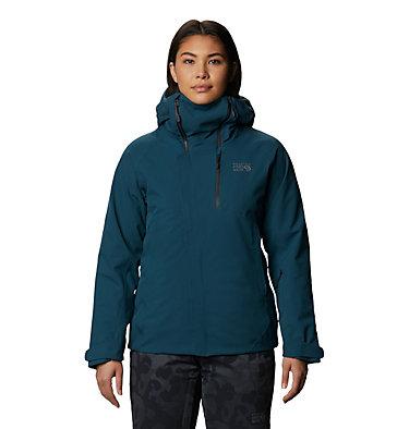 Women's Powder Quest™ Light Insulated Jacket Powder Quest™ Light Insulated Jacket | 165 | L, Icelandic, front