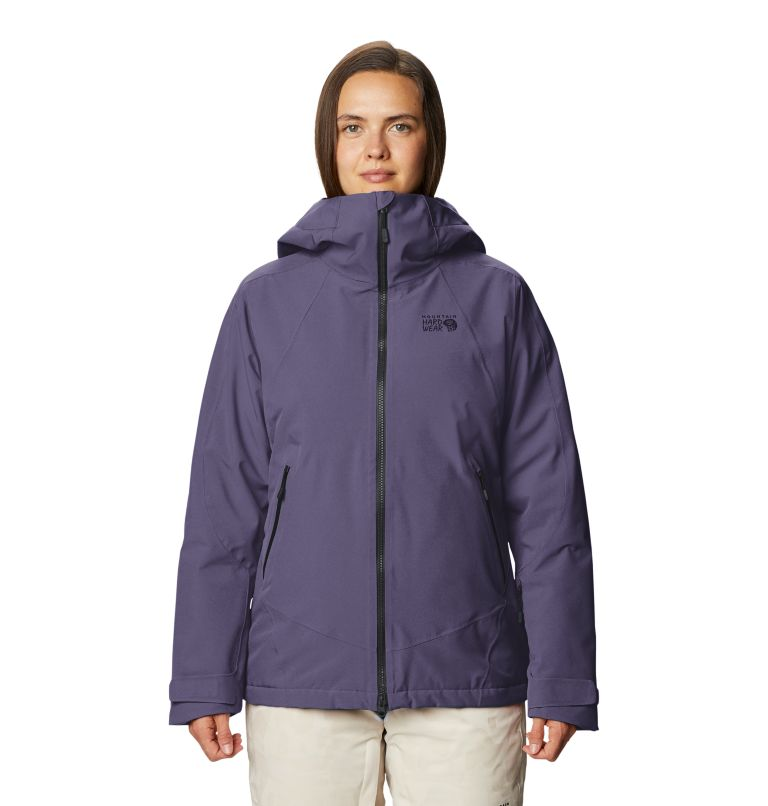 Women's Powder Quest™ Insulated Jacket Women's Powder Quest™ Insulated Jacket, front