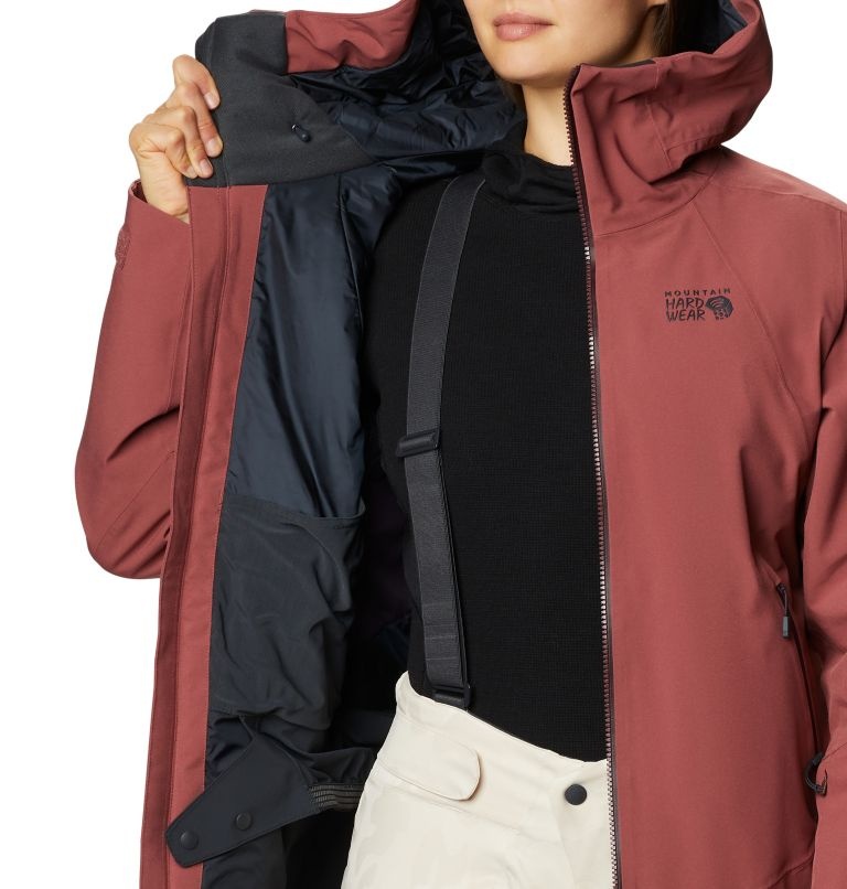 Women's Powder Quest™ Insulated Jacket Women's Powder Quest™ Insulated Jacket, a5