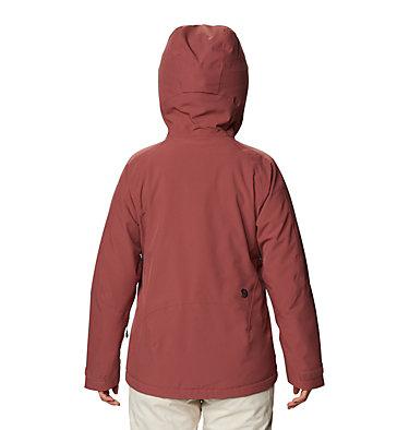 Women's Powder Quest™ Insulated Jacket Powder Quest™ Insulated Jacket | 549 | L, Washed Rock, back