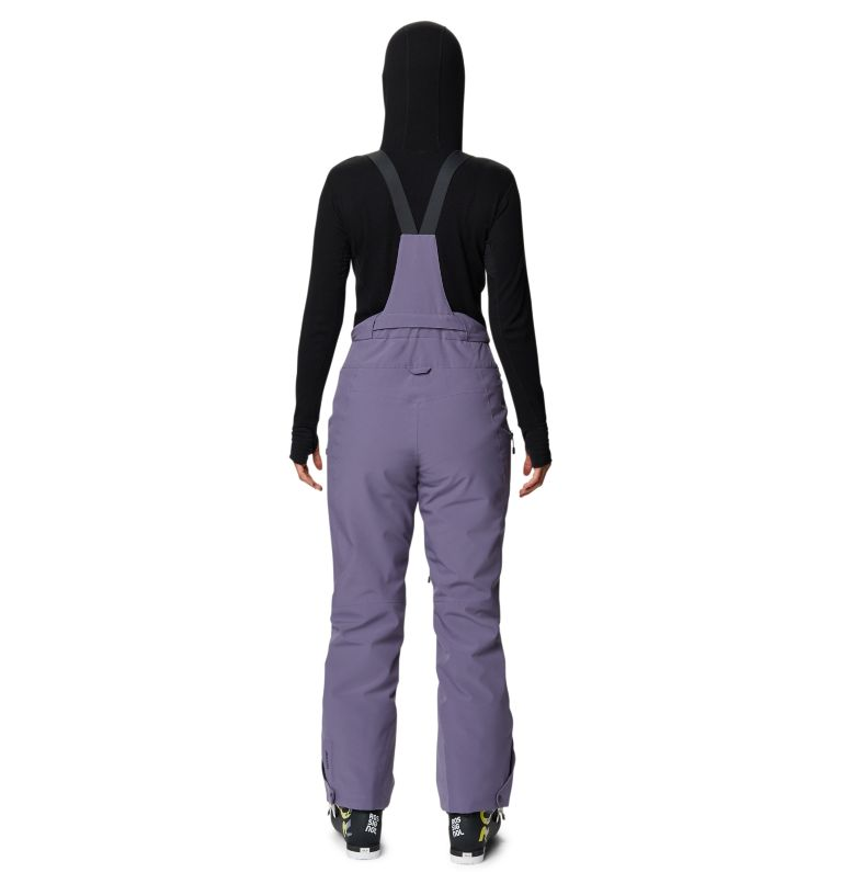 Women's Powder Quest™ Insulated Pant Women's Powder Quest™ Insulated Pant, back