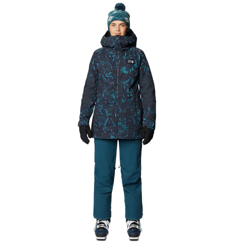 Firefall™ Insulated Jacket | 006 | L Women's Firefall™ Insulated Jacket, Dark Storm Glitch Print, a9