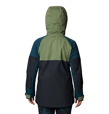 Women's Firefall™ Insulated Jacket Firefall™ Insulated Jacket | 006 | L, Field, back