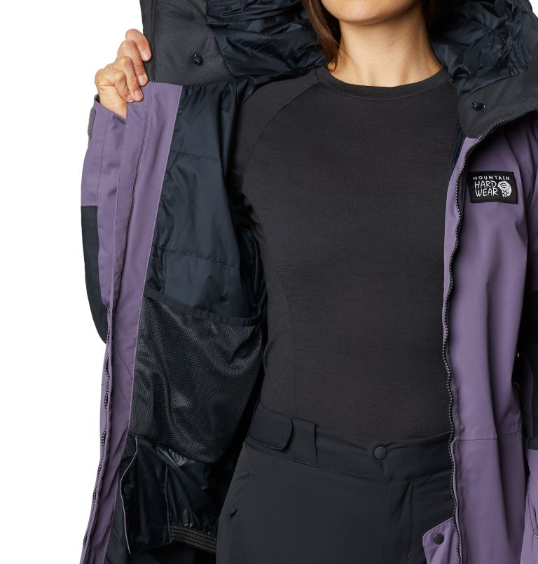 Firefall™ Insulated Jacket | 549 | XS Women's Firefall™ Insulated Jacket, Dusted Sky, a5