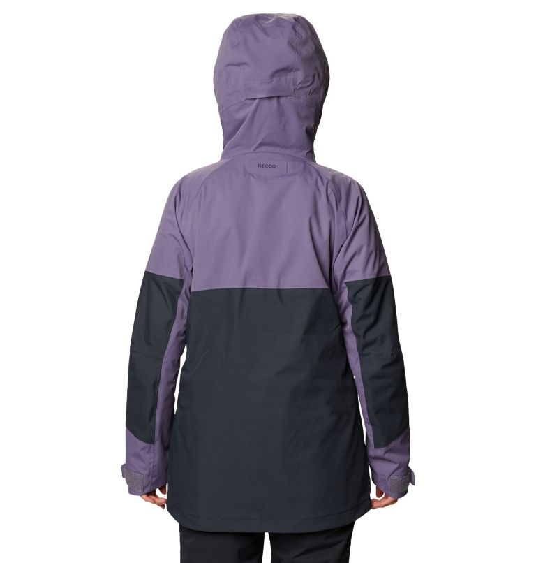 Firefall™ Insulated Jacket | 549 | XS Women's Firefall™ Insulated Jacket, Dusted Sky, back