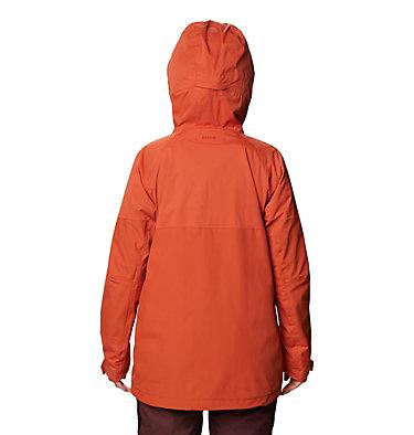 Manteau isolé Firefall™ Femme Firefall™ Insulated Jacket | 006 | L, Dark Clay, back