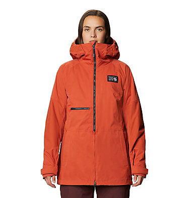 Manteau isolé Firefall™ Femme Firefall™ Insulated Jacket | 006 | L, Dark Clay, front