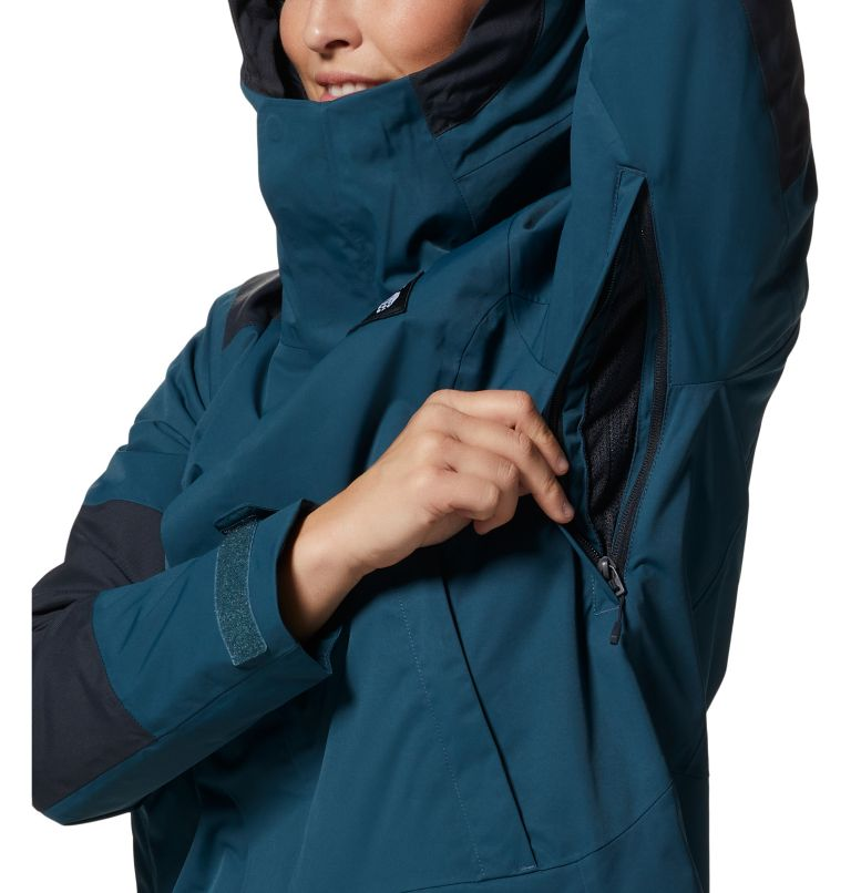 Firefall/2™ Insulated Parka | 324 | M Women's Firefall/2™ Insulated Parka, Icelandic, a4