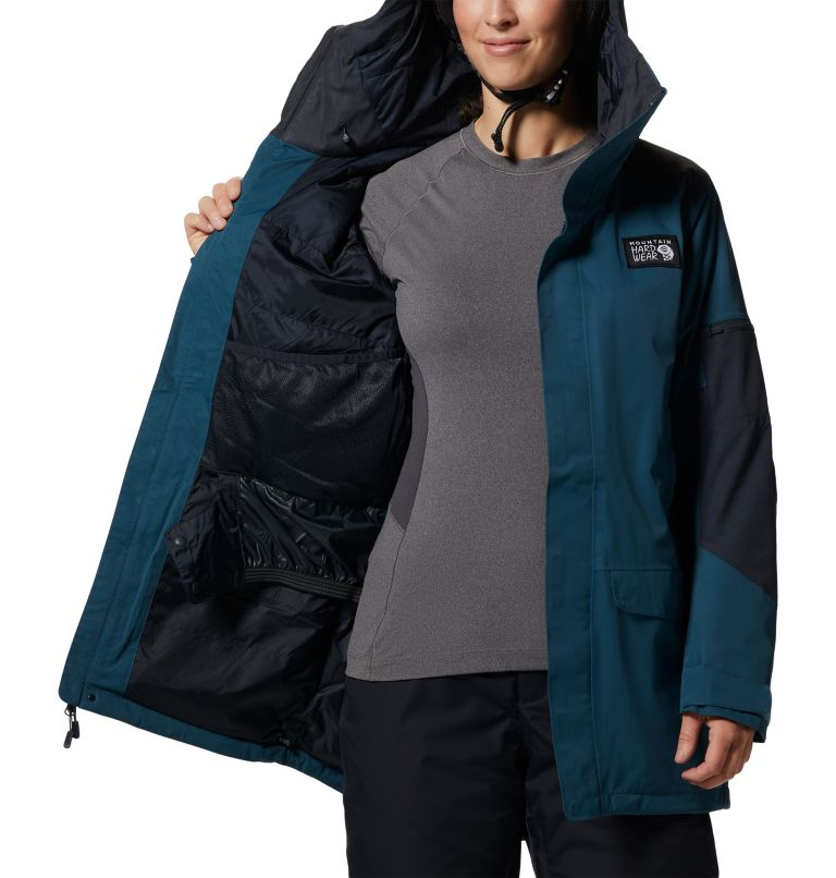 Firefall/2™ Insulated Parka | 324 | M Women's Firefall/2™ Insulated Parka, Icelandic, a7
