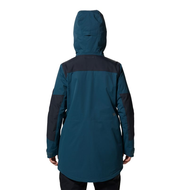 Firefall/2™ Insulated Parka | 324 | L Women's Firefall/2™ Insulated Parka, Icelandic, back