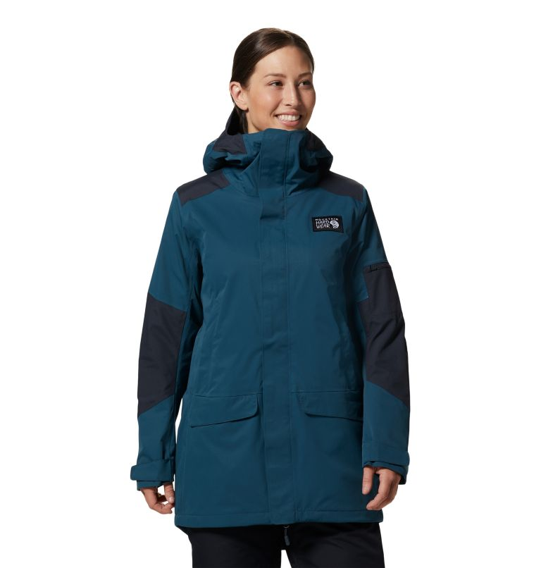Firefall/2™ Insulated Parka | 324 | M Women's Firefall/2™ Insulated Parka, Icelandic, front