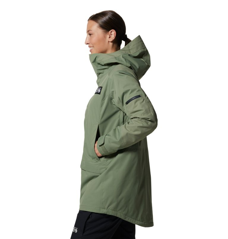 Firefall/2™ Insulated Parka | 354 | L Women's Firefall/2™ Insulated Parka, Field, a1
