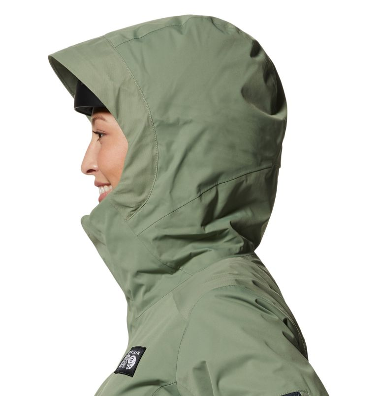 Firefall/2™ Insulated Parka | 354 | L Women's Firefall/2™ Insulated Parka, Field, a2