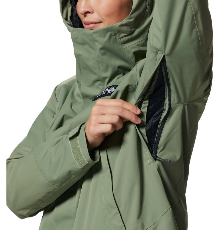 Firefall/2™ Insulated Parka | 354 | L Women's Firefall/2™ Insulated Parka, Field, a4
