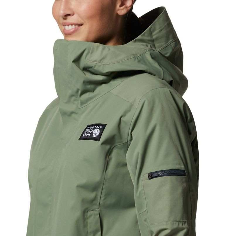 Firefall/2™ Insulated Parka | 354 | L Women's Firefall/2™ Insulated Parka, Field, a5