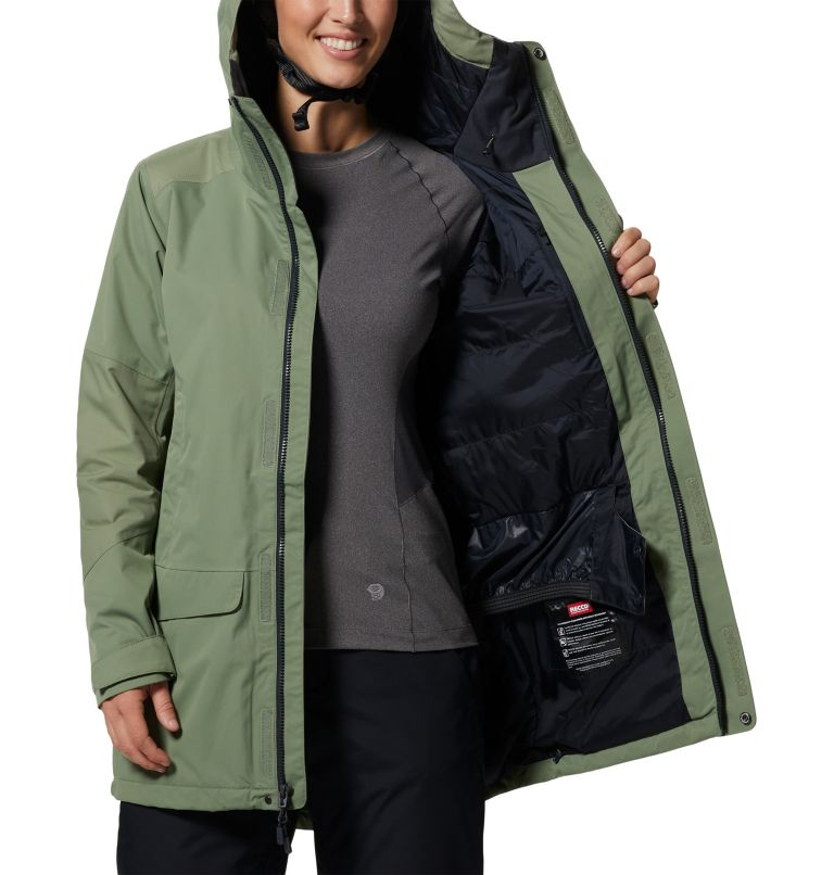 Firefall/2™ Insulated Parka | 354 | L Women's Firefall/2™ Insulated Parka, Field, a8