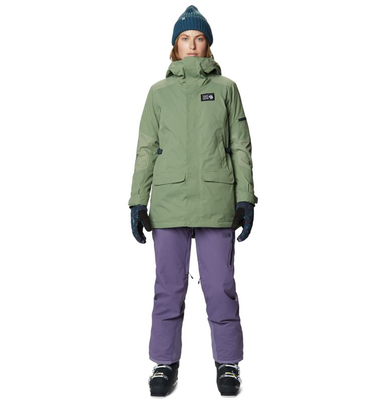 Firefall/2™ Insulated Parka | 354 | L Women's Firefall/2™ Insulated Parka, Field, a9