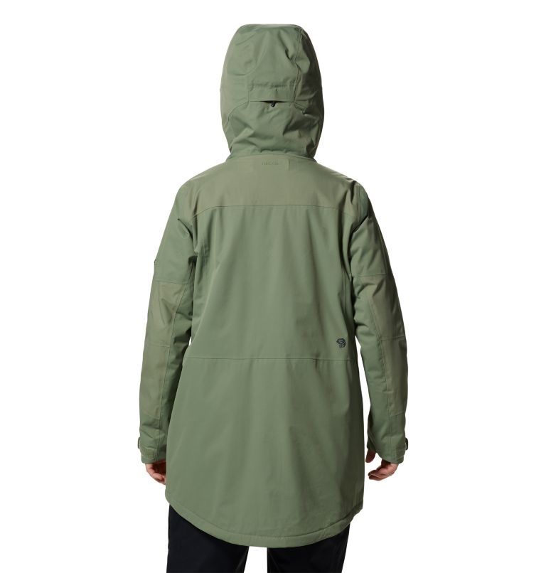 Firefall/2™ Insulated Parka | 354 | XL Women's Firefall/2™ Insulated Parka, Field, back