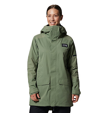 Women's Firefall/2™ Insulated Parka Firefall/2™ Insulated Parka | 324 | L, Field, front