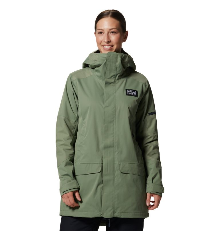 Firefall/2™ Insulated Parka | 354 | XL Women's Firefall/2™ Insulated Parka, Field, front