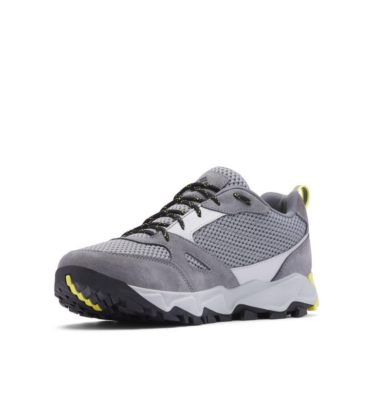 IVO TRAIL™ BREEZE | 088 | 9 Men's Ivo Trail™ Breeze Shoe, Steam, Acid Yellow