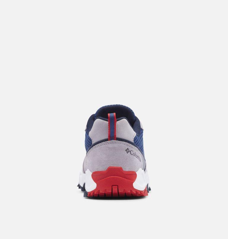 IVO TRAIL™ BREEZE   469   13 Men's Ivo Trail™ Breeze Shoe, Carbon, Rust Red, back